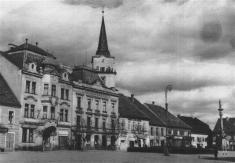 V r. 1930se výbor Městské spořitelny usnesl věnovat dům veřejnosti prokulturní účely