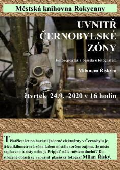 Beseda oČernobylu 24.9.2020